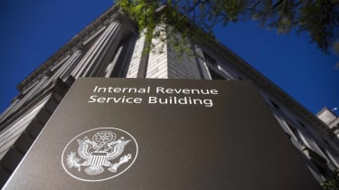 The IRS building in Washington, D.C. Bloomberg reports that President Biden will propose a hike to the capital gains tax