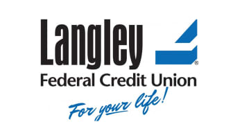 Langley Federal Credit Union logo