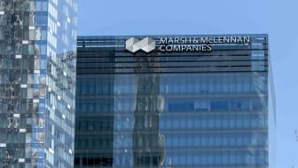 Marsh & McLennan Companies building