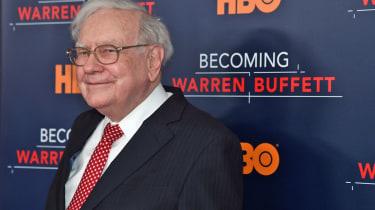 NEW YORK, NY - JANUARY 19:Warren Buffett attends 'Becoming Warren Buffett' World Premiere at The Museum of Modern Art on January 19, 2017 in New York City.(Photo by Jamie McCarthy/Getty Image