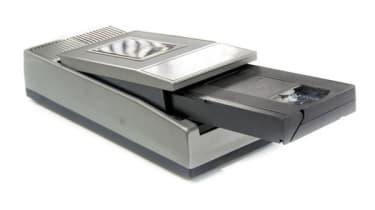 VHS Rewinder