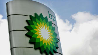 LONDON - OCTOBER 26: The Petrol station forecourt for BP, the world's second largest oil company, October 26, 2004 in London, England. The company has reported major profits in the third quar