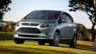 The Ford C-MAX Energi is the company's first-ever plug-in hybrid production electric vehicle, based on the new Ford C-MAX five-passenger multi-activity vehicle. The C-MAX Energi targets more