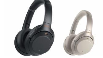 Photo of Sony noise-canceling wireless headphones