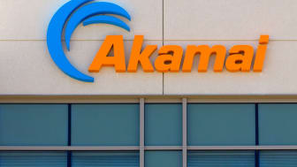 Santa Clara, United States - May 11, 2014:Akamai building in Silicon Valley. Akamai is an Internet content delivery network and a distributed-computing platform.