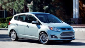 2013 Ford C-MAX Hybrid: C-MAX Hybrid headlines Ford's transformed lineup, one-third of which will feature a model with 40 mpg or more in 2012, building on the company's commitment to give fue