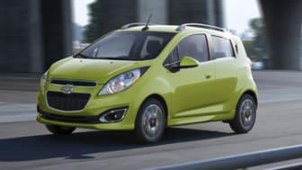 Chevrolet Spark exterior