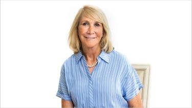 Photo of Pamela Norley, president of Fidelity Charitable