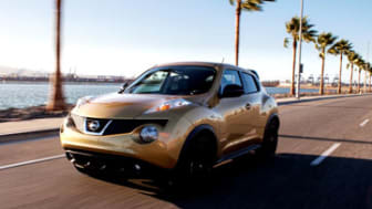 As the 2013 Nissan JUKE enters its third year of production, it continues to build on its reputation as one of the boldest designs and most spirited performers in the traditional B-segment ha