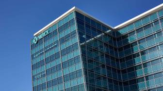 A Merck building