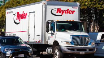 photo of Ryder truck