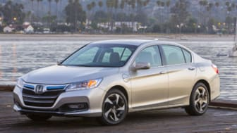 2014 Accord PHEV.