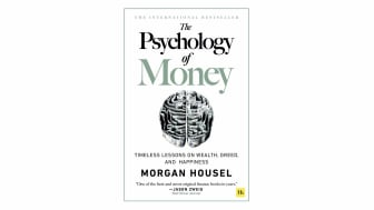 book cover of The Psychology of Money: Timeless Lessons on Wealth, Greed, and Happiness