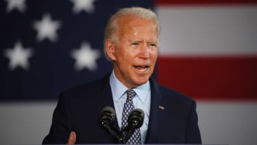 EUA: Caracterización de Joe Biden pasa de centro a izquierda