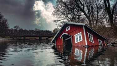 Photo Taken In Malm, Sweden