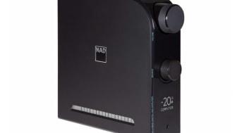 Photo of NAD hybrid digital DAC amplifier