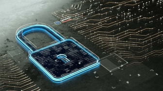Digital encrypted Lock with data multilayers. Internet Security