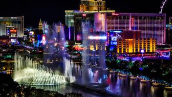 picture of Las Vegas strip