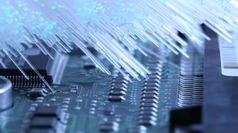 high-tech manufacturing process