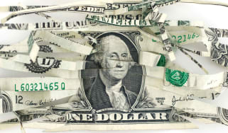 photo of dollar representing currency weakness