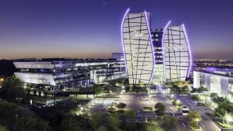 Sandton Towers in South Africa