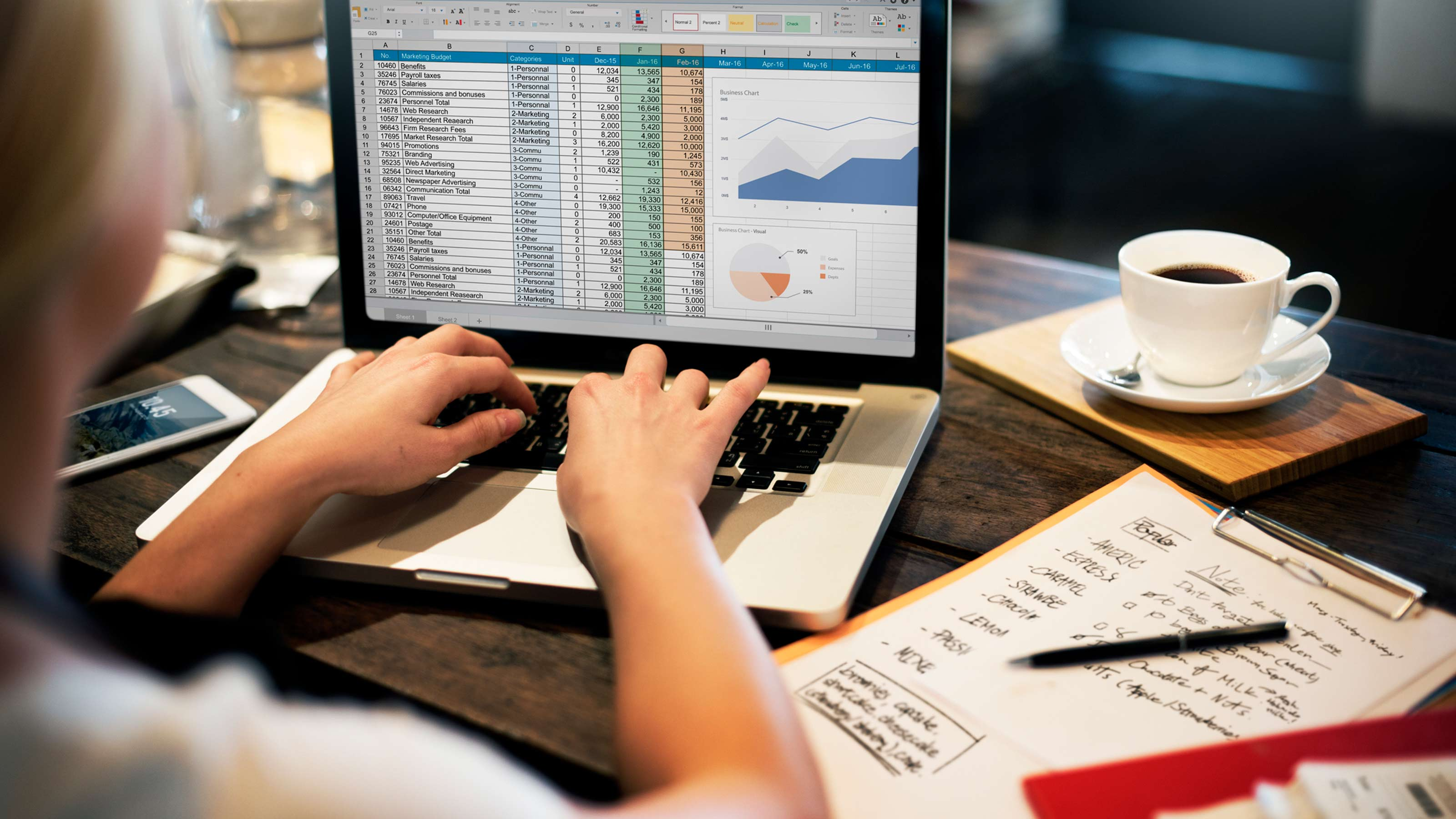 Be a Budgeting Expert: How to Track Spending with a Detailed Budget | Kiplinger