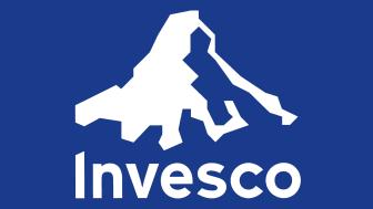 Invesco stylized logo