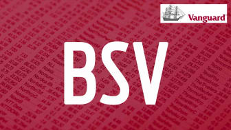 BSV Vanguard ticker