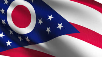 picture of Ohio flag