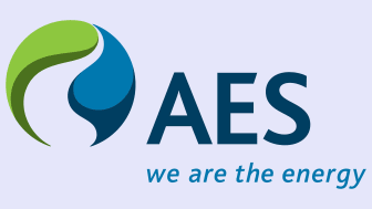 AES Corp. logo