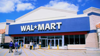 picture of a Walmart store