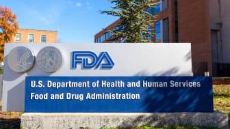 FDA office building signage