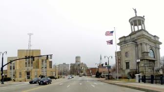 Downtown Hamilton, Ohio