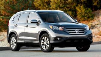 2012 Honda CR-V EX-L AWD.