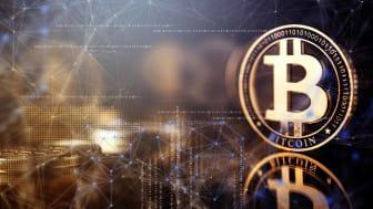 image of bitcoin coin