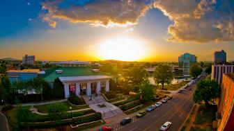 Huntsville, Alabama, skyline