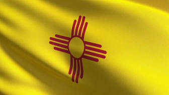picture of New Mexico flag
