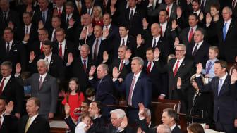 Photo of members of U.S. Congress