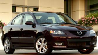 2008 Mazda 3. (11/06/07)