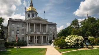 Photo of New Hampshire statehouse