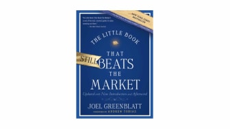 book cover of The Little Book That Still Beats the Market