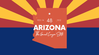 picture of Arizona with state nickname