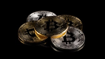 picture of Bitcoins