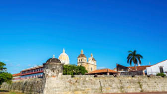 Walled City of Cartagena, Colombia