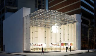 photo of a Apple store