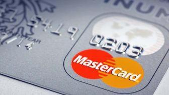 """Krasnodar, Russia - september 11, 2011: MasterCard Logo on credit card. Image taken with macro lens."""