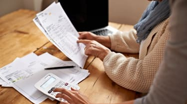 Cropped view of a senior woman receiving help with her finances from her granddaughterhttp://195.154.178.81/DATA/istock_collage/0/shoots/783362.jpg