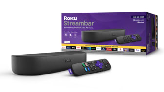 Photo of Roku Streambar device