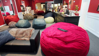 A Lovesac store