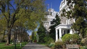 Parrish Hall, Swarthmore College, Pennsylvania